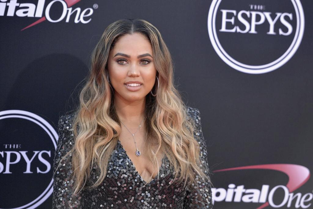 Ayesha Curry Defends Son Against Body Shamer