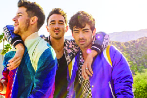 Enter to win tickets to see the Jonas Brothers