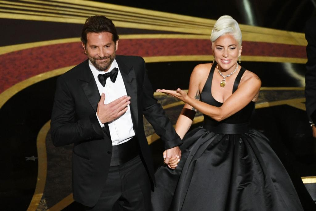 Lady Gaga Clears Rumors About Bradley Cooper | Q-Daily