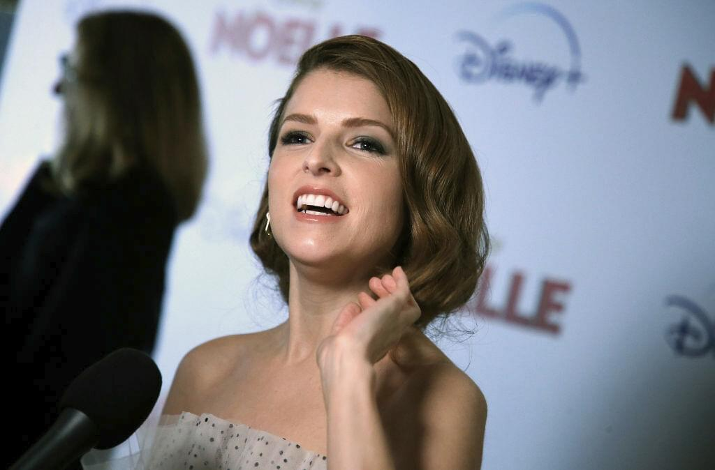 Anna Kendrick's Weird Christmas Tradition…