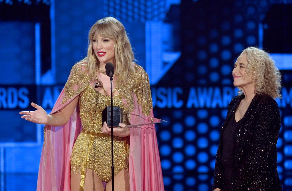 Taylor Swift Surpasses Michael Jackson's Record of AMA Awards | Q-Daily