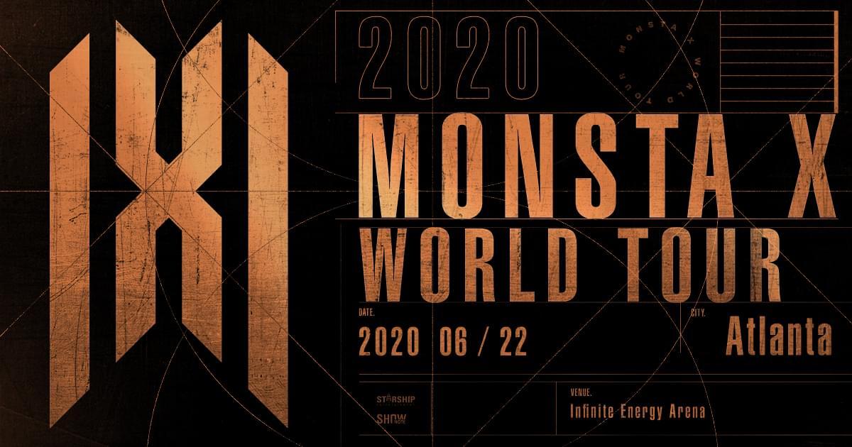 June 22 – Monsta X