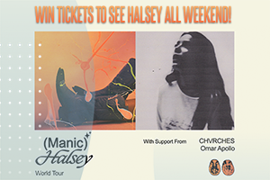 Win Tickets To See Halsey!