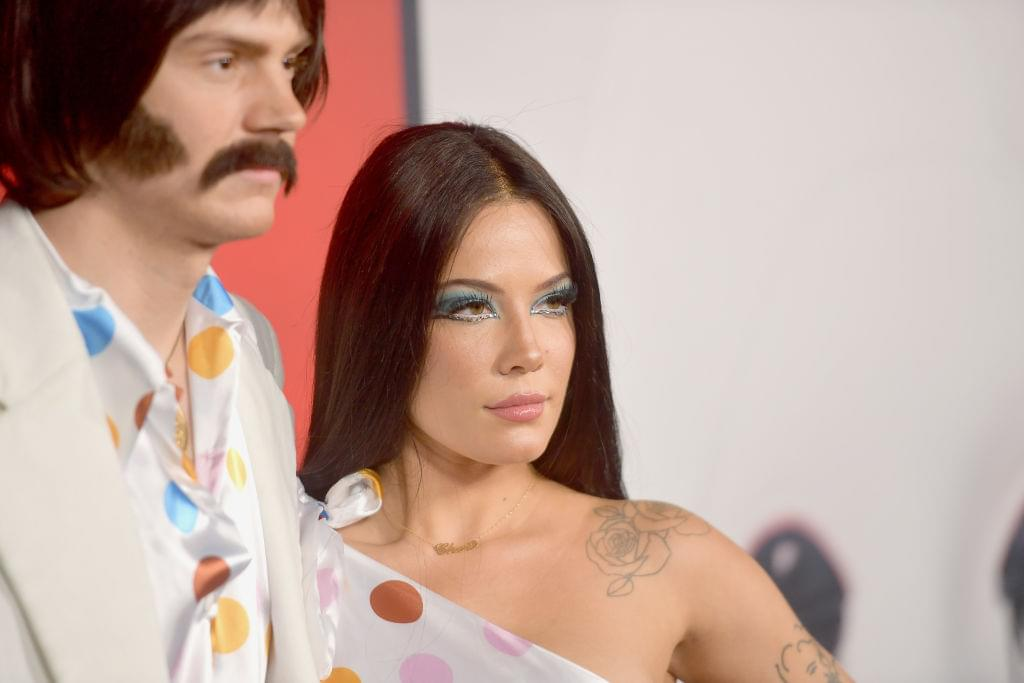 Halsey's Adorable Post Wishing Her Boyfriend Happy Birthday | Q-Daily