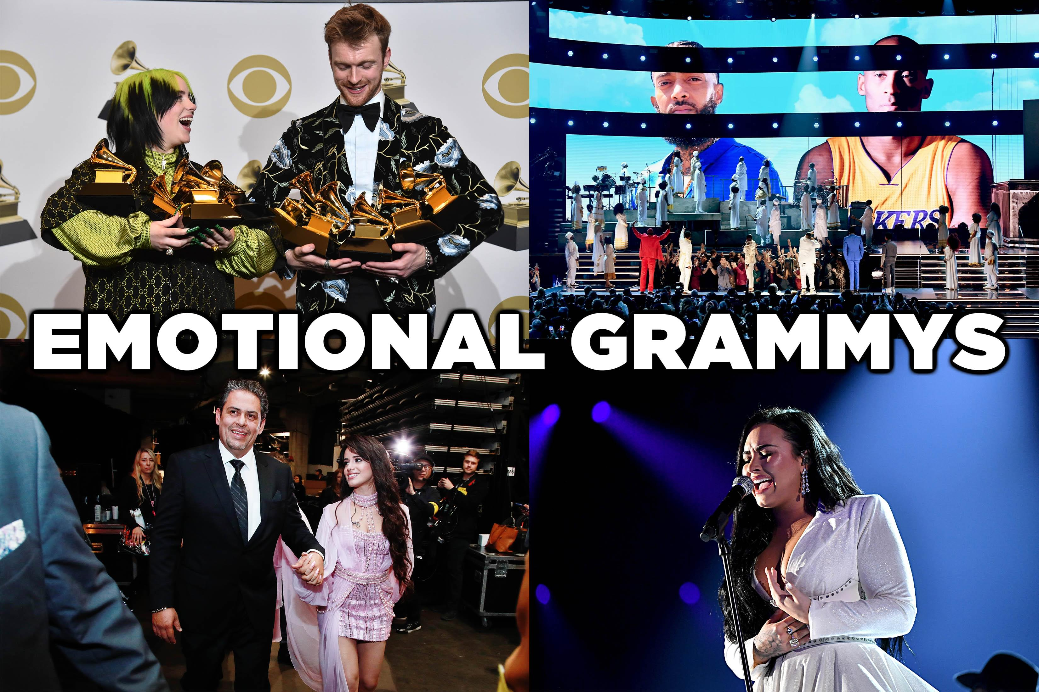 Emotional Night At The Grammy's and Billie Eilish Sweeps Top Awards | Q-Daily