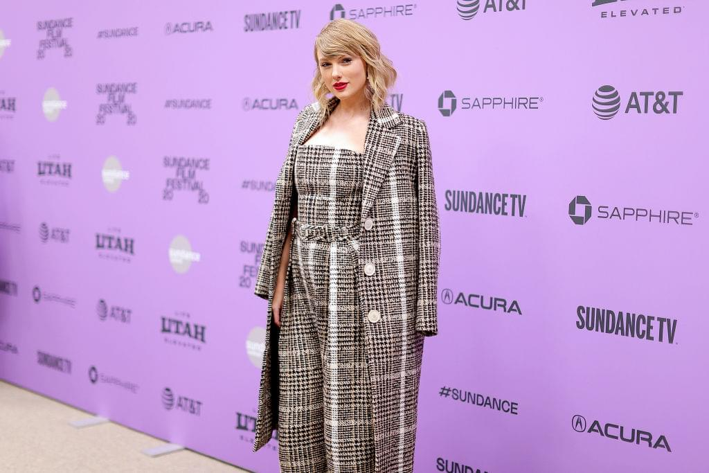 Taylor Swift's 'Miss Americana' Will Premiere In Theaters   Q-Daily