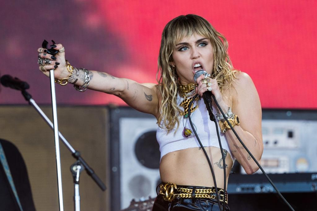 Vocal Cord Surgery Is A 'Gift' to Miley Cyrus | Q-Daily