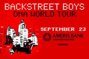 Sep 23 – Backstreet Boys