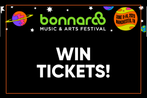 Win Bonnaroo Tickets!