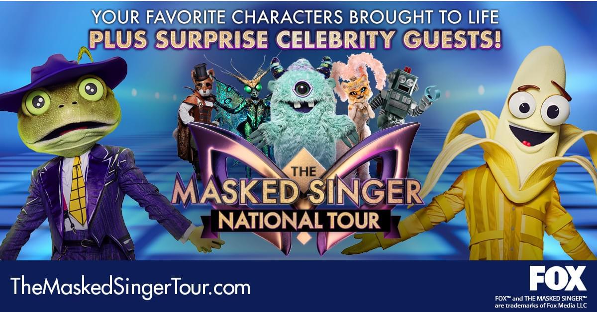 June 21 – The Masked Singer