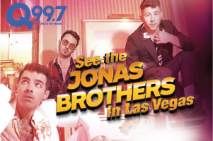 See the Jonas Brothers in Las Vegas!
