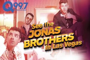 See the Jonas Brothers in Las Vegas!