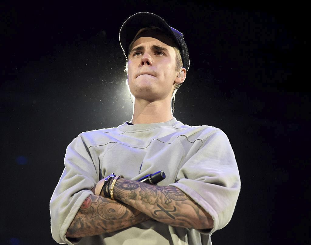 WATCH: Justin Bieber Performance With Kanye West's Sunday Service Choir