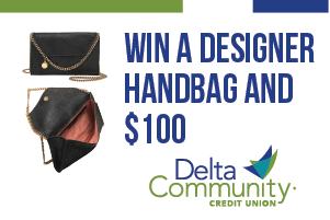 Win A Designer Handbag & $100!