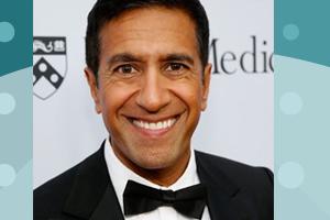 WATCH: Dr Sanjay Gupta on The Bert Show