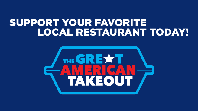 Support Your Favorite Local Restaurants!