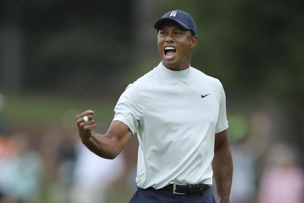 Tiger Woods, Phil Mickelson, Tom Brady, and Peyton Manning Will Golf Together for Charity