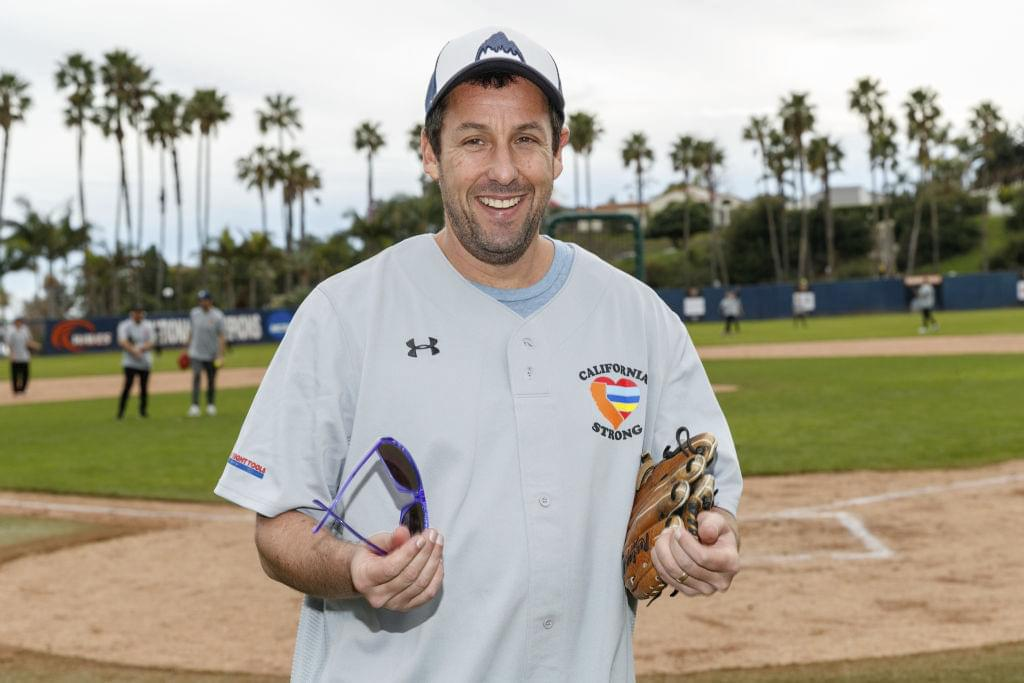 Adam Sandler Wants Graduates to Know: His Graduation Day Wasn't Memorable Either