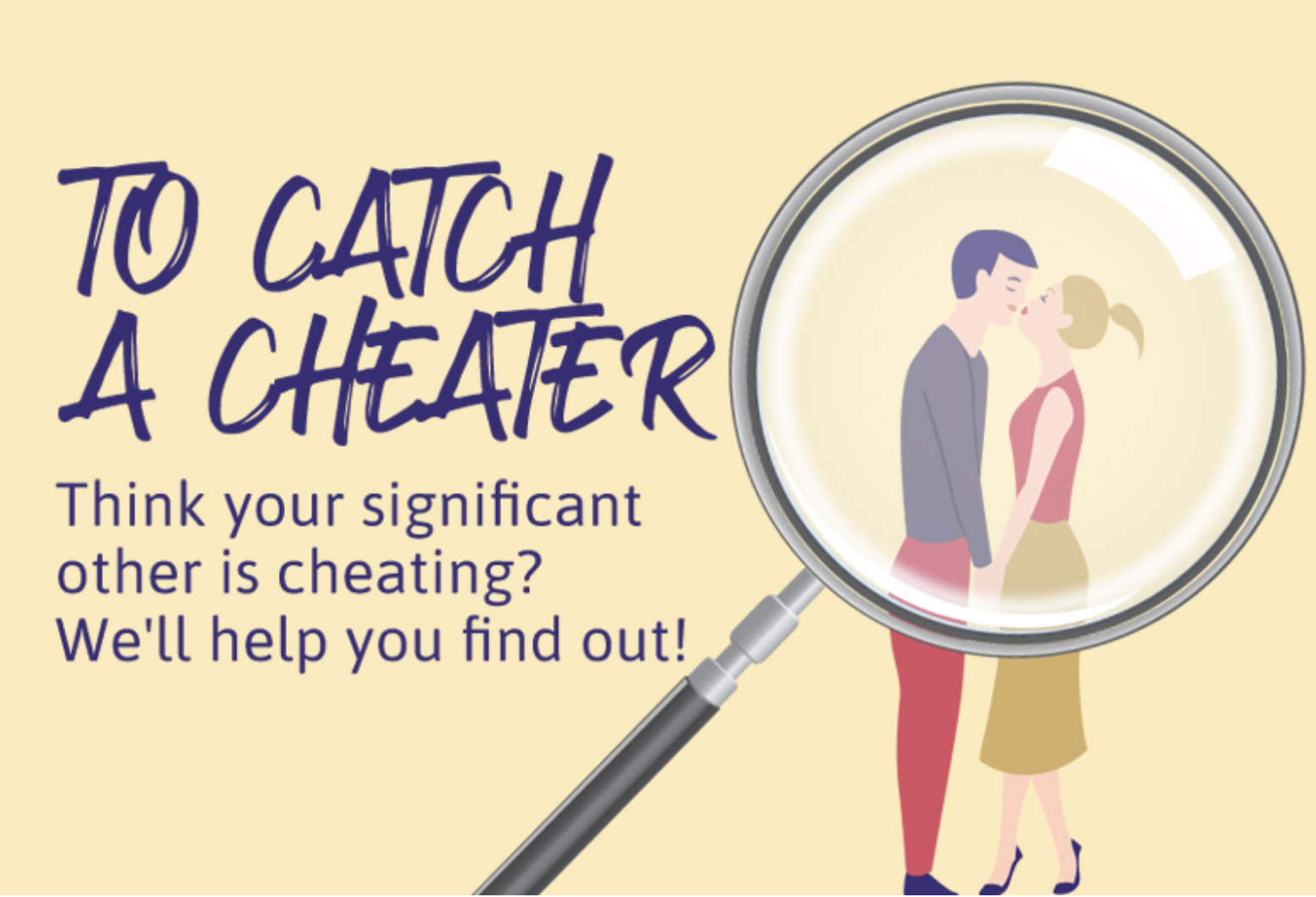 TO CATCH A CHEATER UPDATE: IS THIS THE END OF THIS COUPLE'S RELATIONSHIP? | The Bert Show