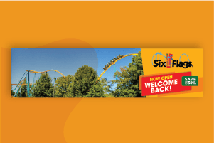 Six Flags Over Georgia: Back to School Contest!