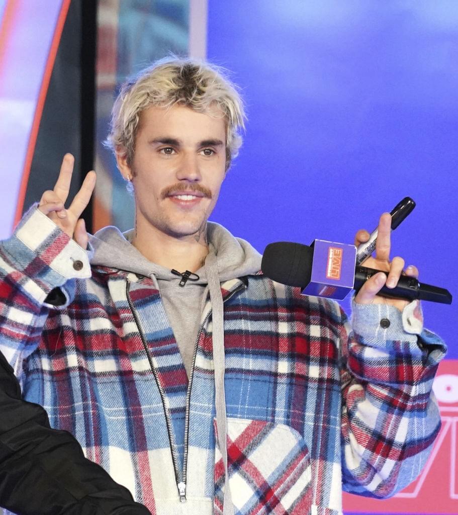 LOOK: Justin & Hailey Bieber Were Baptized Together