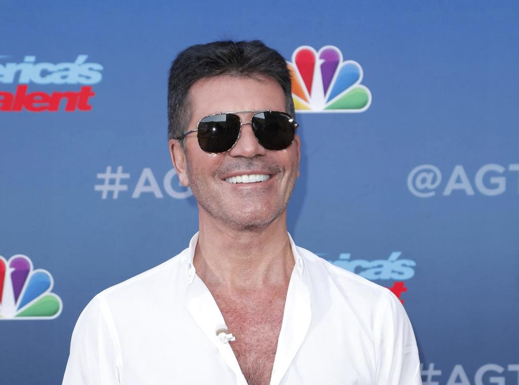 Simon Cowell Fell Off an Electric Bike and Broke His Back
