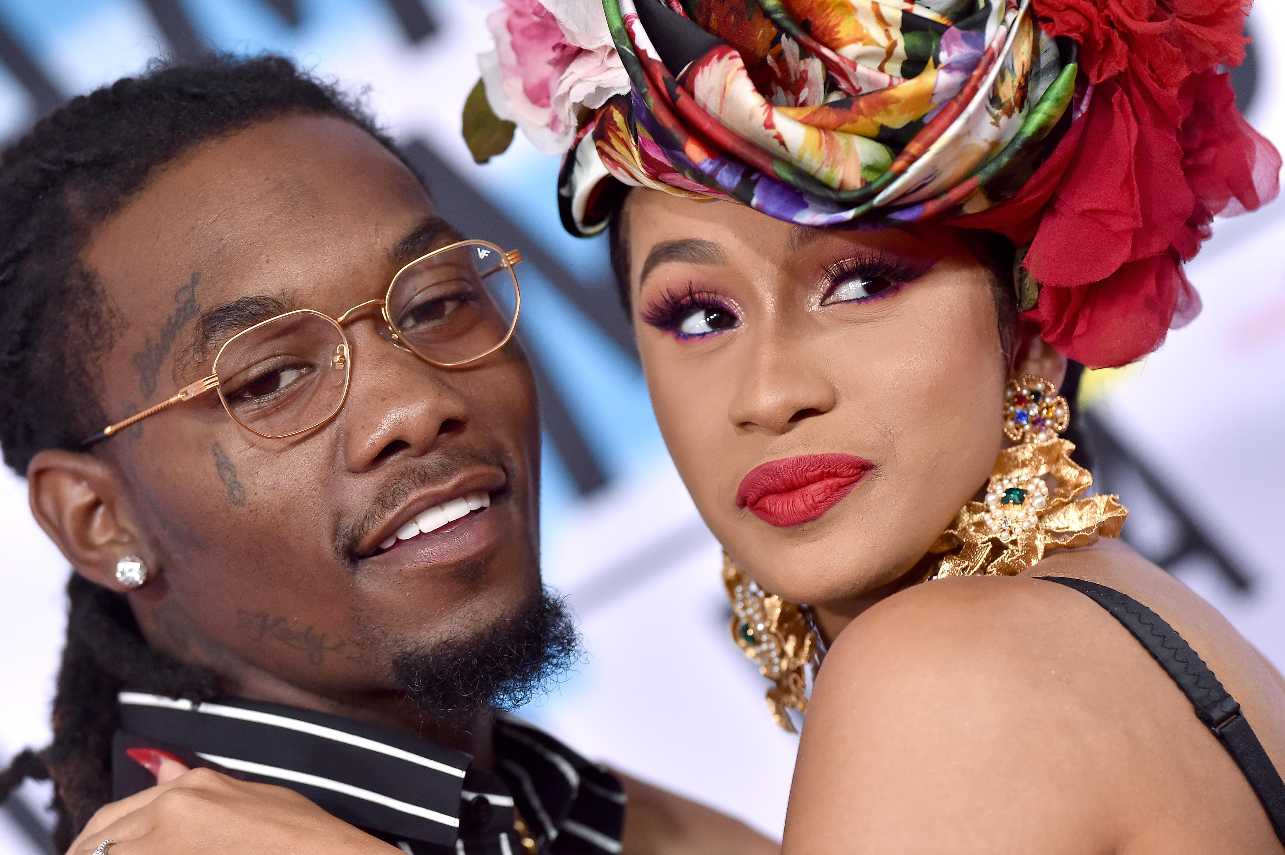 Cardi B Files For Divorce From Offset  | Q-Daily