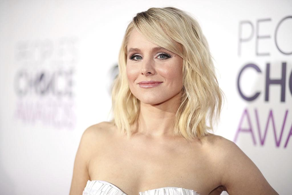Kristen Bell Lets Her Daughters Drink Non-Alcoholic Beer