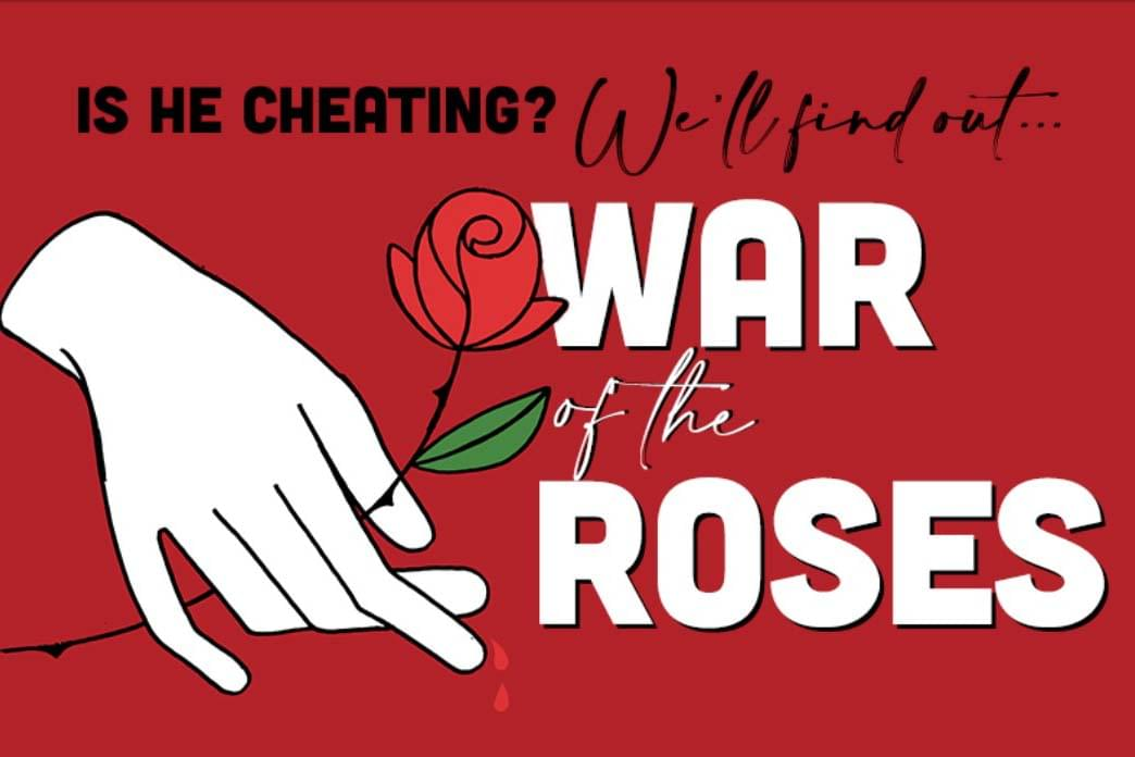 WAR OF THE ROSES: IS HER HUSBAND CHEATING ON HER AGAIN?! | The Bert Show