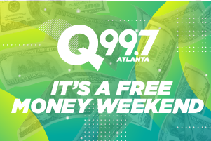 IT'S A FREE MONEY WEEKEND!