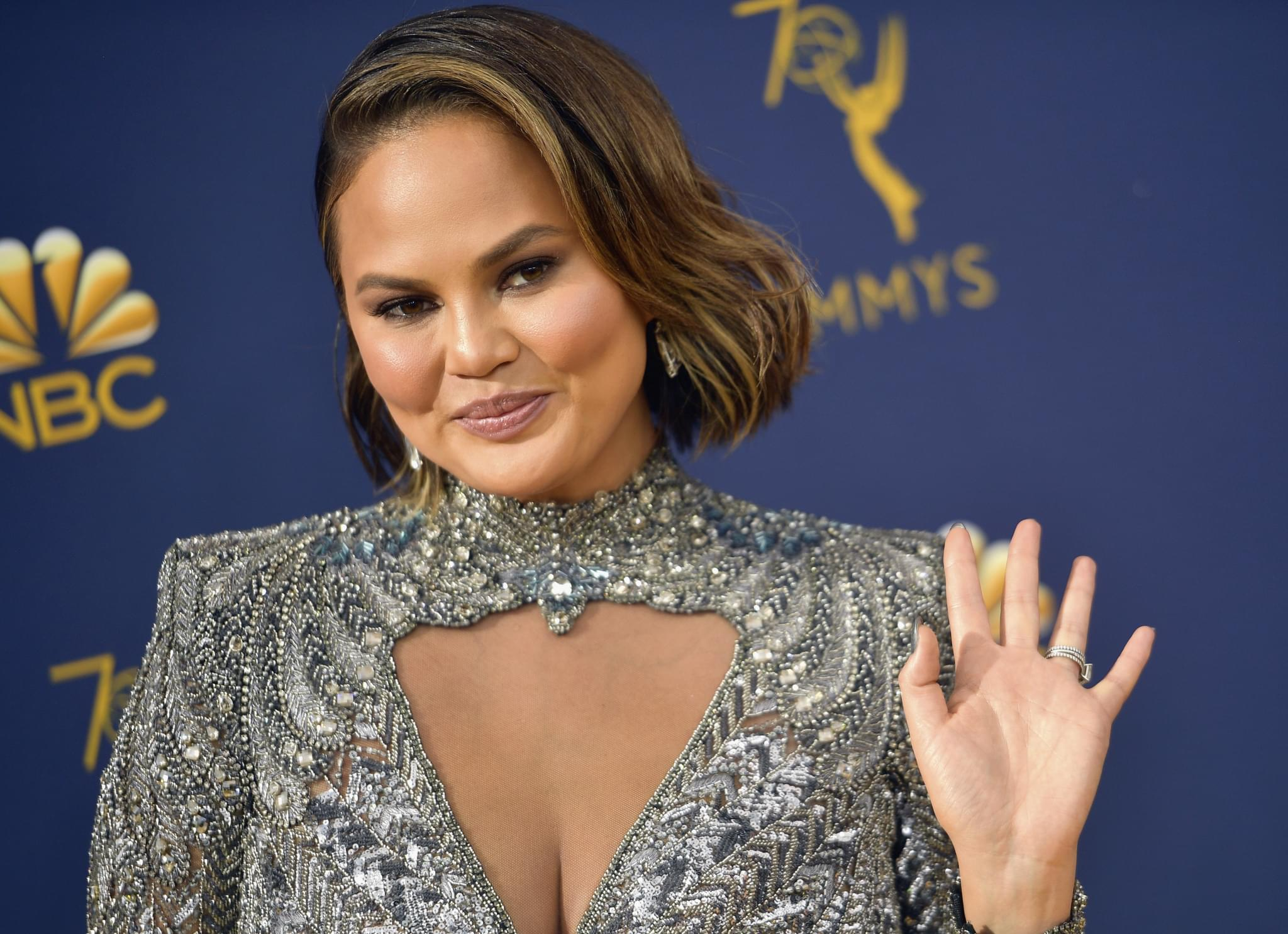 WATCH: Chrissy Teigen Accidentally Reveals Sex of Her and John Legend's 3rd Child