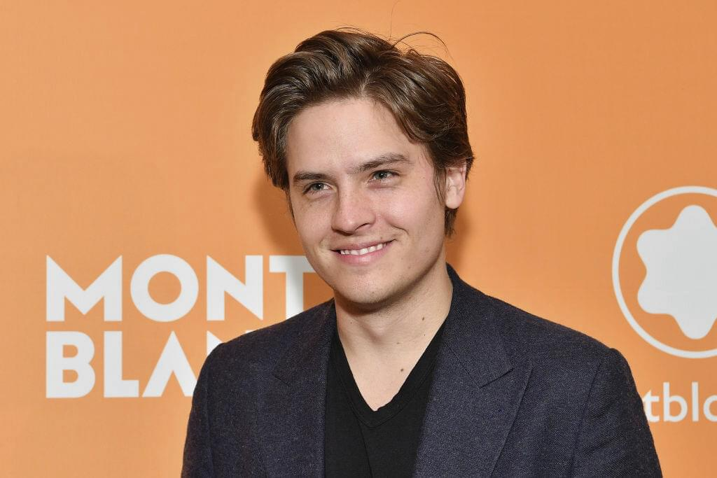 Check Out Dylan Sprouse in Drag Making Out with an Old Man in a New Short Film