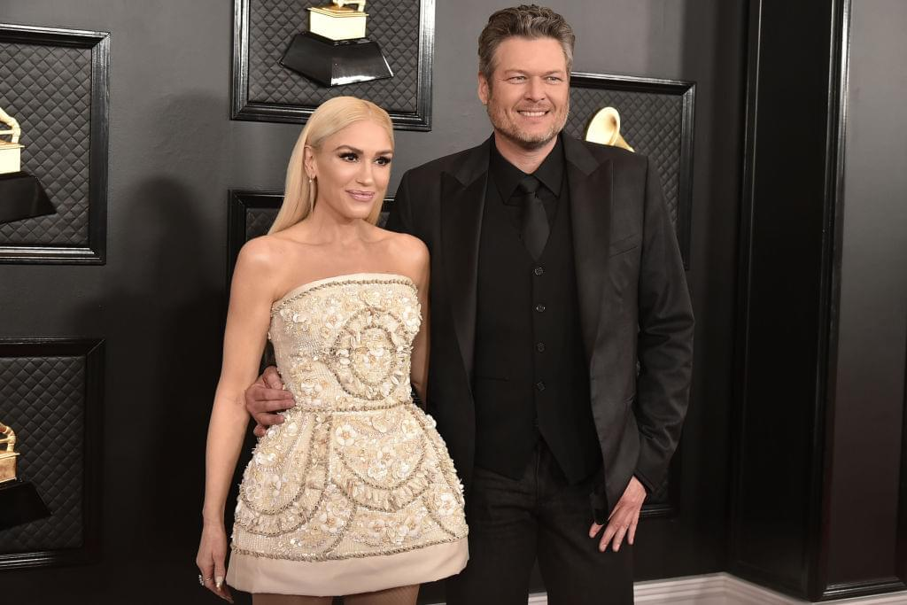 Blake Shelton asked Gwen Stefani's sons for permission before proposing