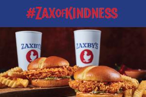 """""""Zax of Kindness"""" Teacher Appreciation"""