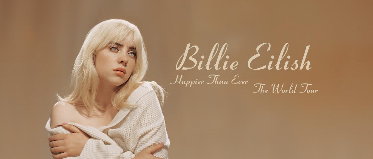 FEB 5 – Billie Eilish