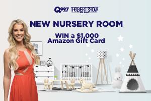 Win A New Nursery Room!