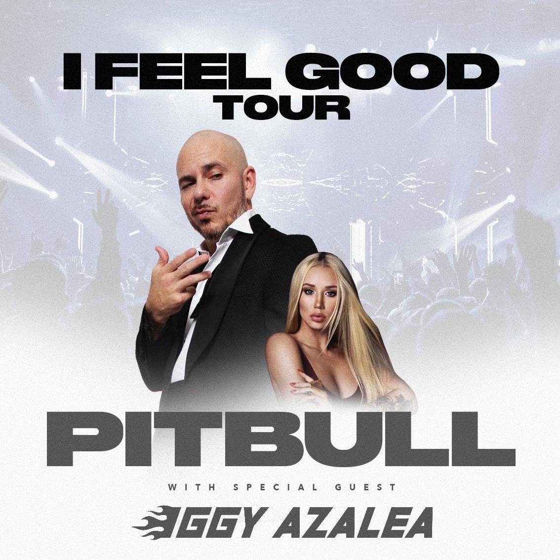 OCT 10 – Pitbull