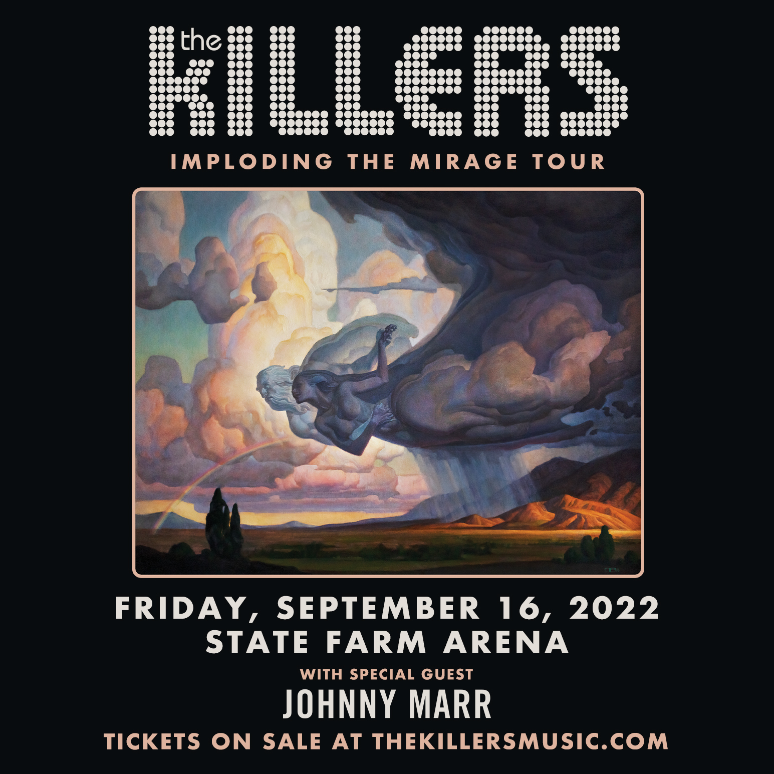 Sep 16 – The Killers