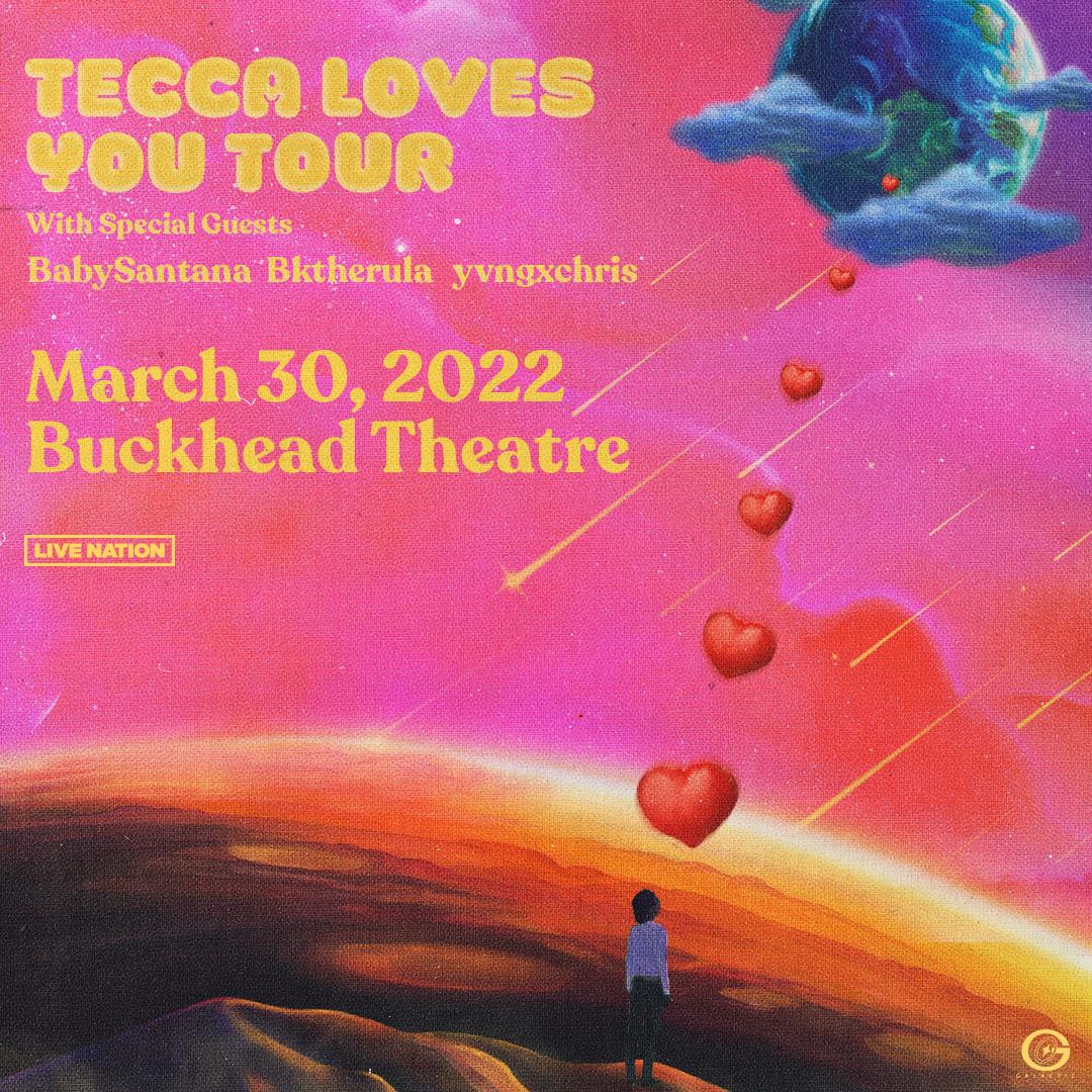 MAR 30 – Lil Tecca
