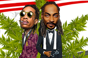 SNOOP DOGG AND WIZ KHALIFA ANNOUNCE  THE HIGH ROAD SUMMER TOUR