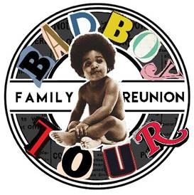 Puff Daddy Reunites Lil' Kim, Mase, Faith Evans, Mario Winans, 112, Total, Carl Thomas, The Lox And French Montana For The First-Ever Bad Boy Family Reunion Tour