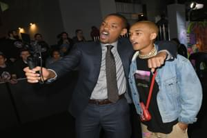 Will Smith Surprises Crowd At Coachella Joining Jaden Smith On Stage