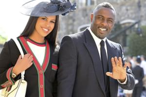 Congrats Idris Elba And Sabrina Dhowre On Jumping The Broom