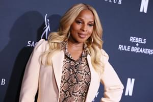 Mary J. Blige To Be Honored With Lifetime Achievement Award At BET Awards