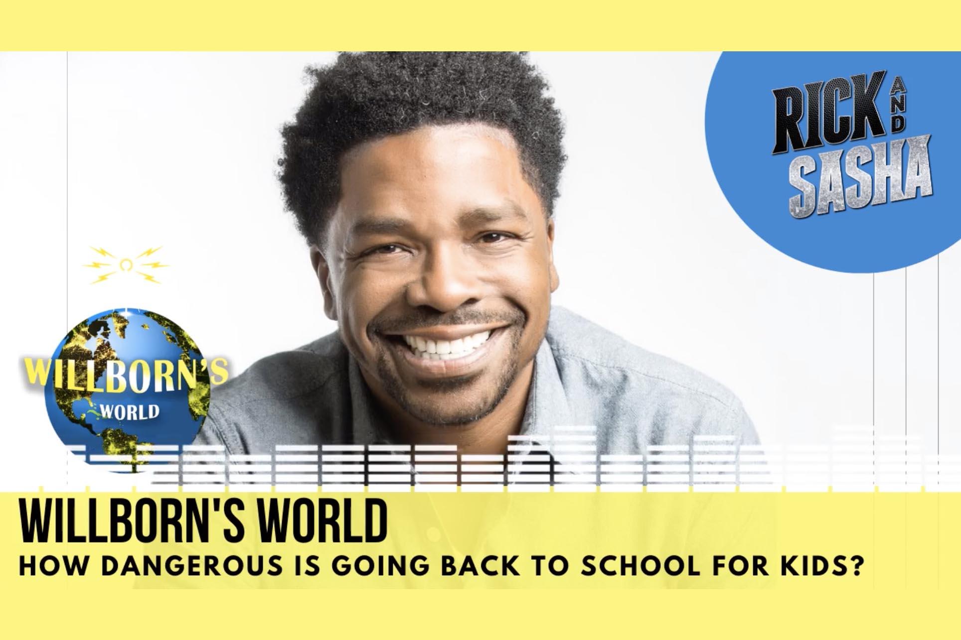 Willborn's World: The Danger of Going Back to School