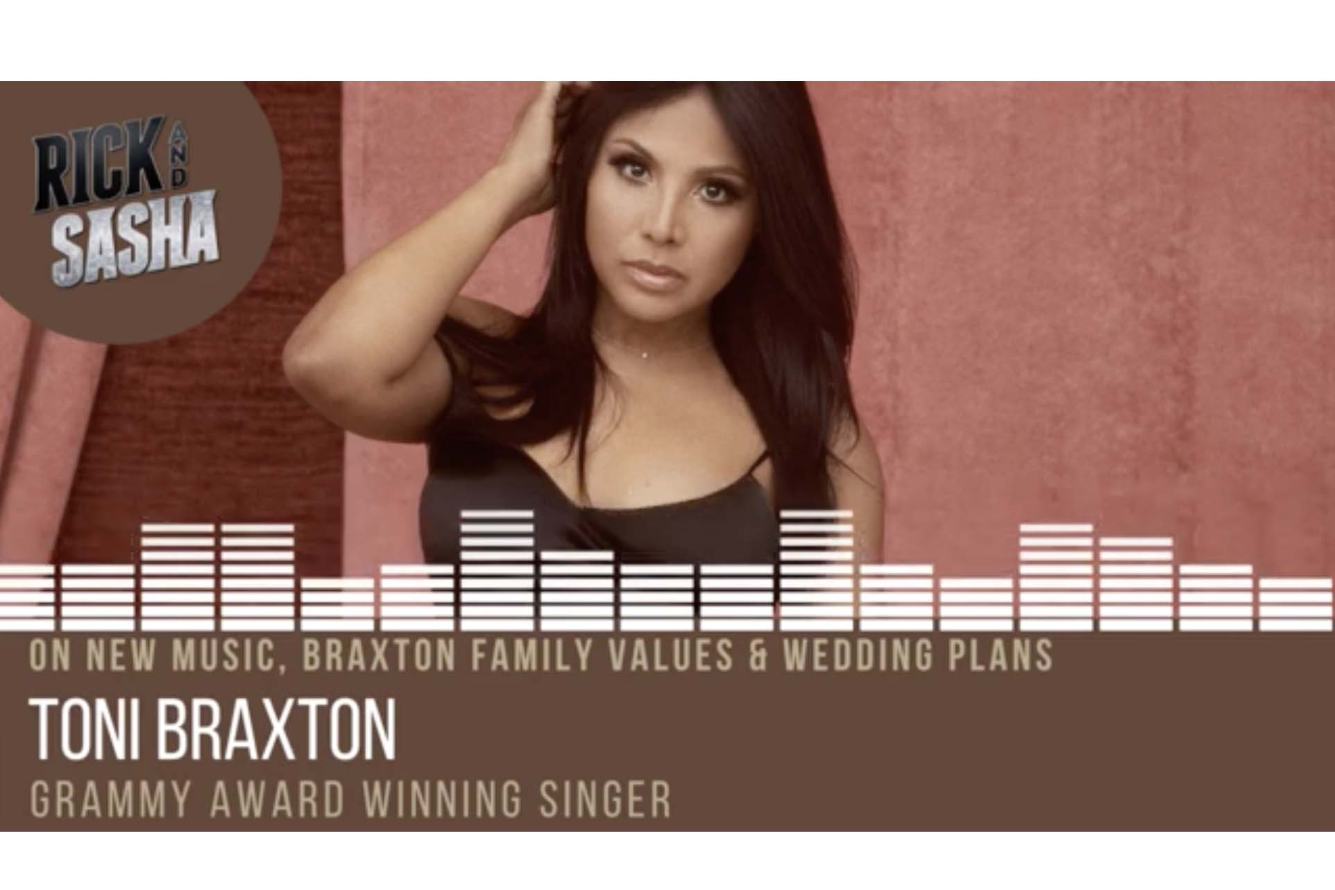 Toni Braxton Is Back With New Music, Wedding Plans & More
