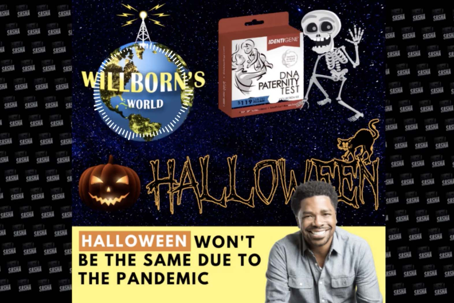 Willborn's World: Halloween Won't Be The Same This Year