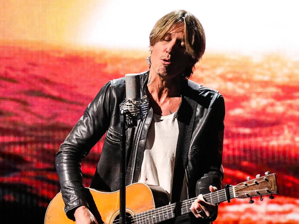 "Listen to Keith Urban's New Song, ""God Whispered Your Name"""