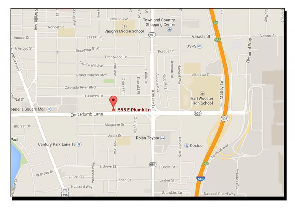 station location map