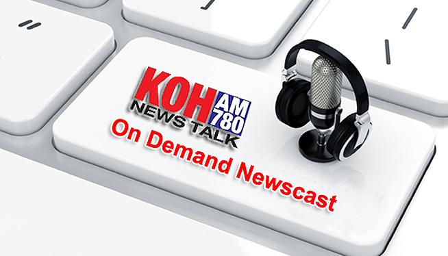 KKOH Promo reel On Demand Newscast